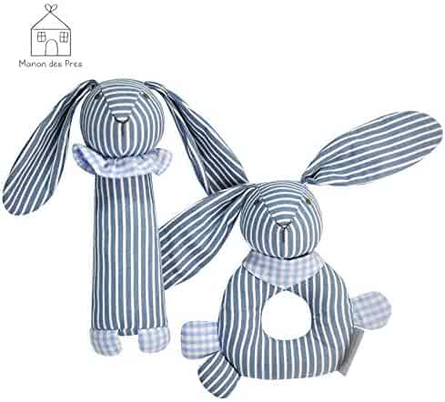 Baby Teether Infant Toys for 3,6,9,12 Rattle af-tigonhw Teether Baby Rattle
