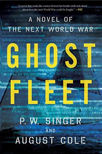 Ghost Fleet: A Novel of the Next World War cover