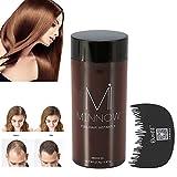 Hair Building Fibers, Hair Powder Minnow 4 Types Women Men Baldness Concealer Thickening