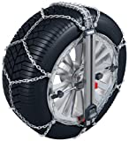 Konig CU-9 9mm Easy Fit Passenger Car Snow Chain - Size 70 (sold in pairs)