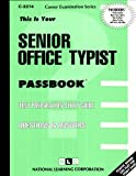 Senior Office Typist, Jack Rudman, 0837333741