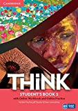 img - for Think Level 5 Student's Book with Online Workbook and Online Practice book / textbook / text book