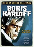 Icons of Horror - Boris Karloff (The Boogie Man Will Get You/The Black Room/The Man They Could Not Hang/Before I Hang) [Import]