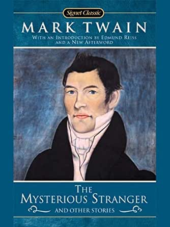 The Mysterious Stranger by Twain, First Edition