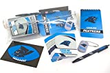Carolina Panthers, Includes Team Game Cards, Notepad and Key Chain. Also Includes Team Decal and Pen Too.