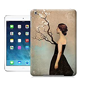 SIYJHO The Goddess Of The Plum Blossom Picture Ofelegant Tpu Cases For ipadmini