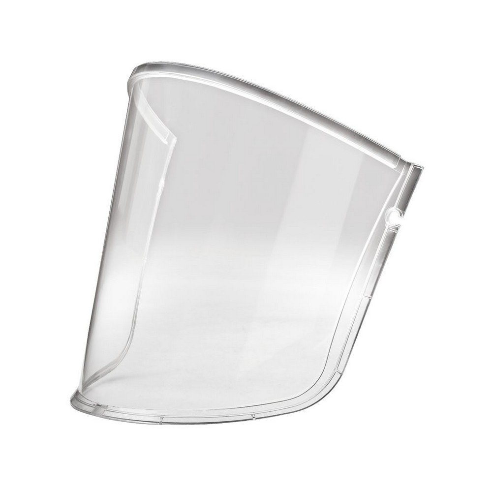 3M 00051131373235 Versaflo Standard Visor, Clear (Pack of 5)