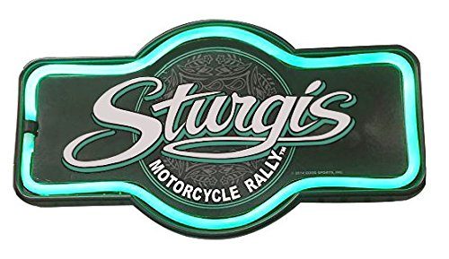 Sturgis Motorcycle Rally Bikers LED Sign, 16