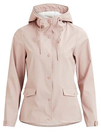Rosa44Bekleidung Vila Damen Regenjacke Rosa44Bekleidung Regenjacke Pink Vila Vila Damen Pink lKF1cJT