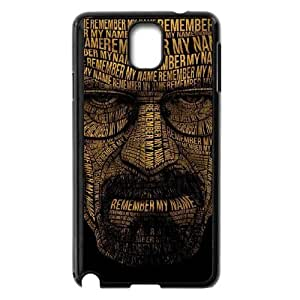 Breaking Bad Samsung Galaxy Note 3 Cell Phone Case Black delicated gift US6992408