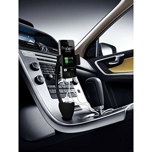 Dashboard Solar Battery Charger - 9