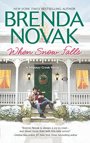 When Snow Falls (A Whiskey Creek Novel Book 2) by [Novak, Brenda]