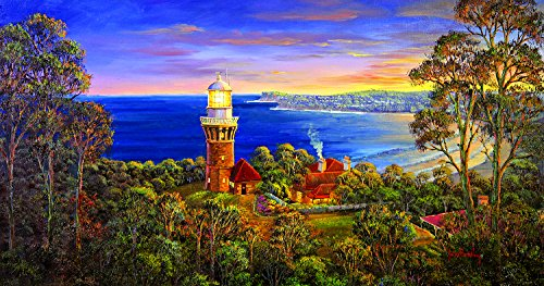 Barrenjoy Light 500 Piece Jigsaw Puzzle by SunsOut
