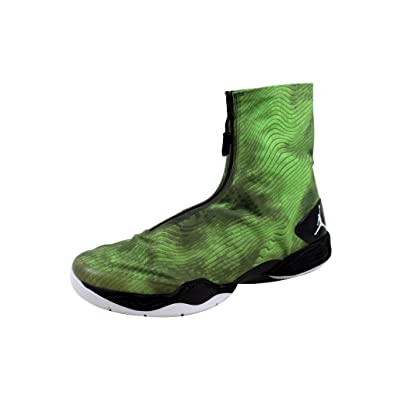 f1616b60b5aea5 Nike Men s Air Jordan XX8 28 Electric Green White 584832-301 Shoe 14 M
