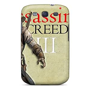 Blowey Case Cover For Galaxy S3 - Retailer Packaging Assassins Creed Iii Protective Case
