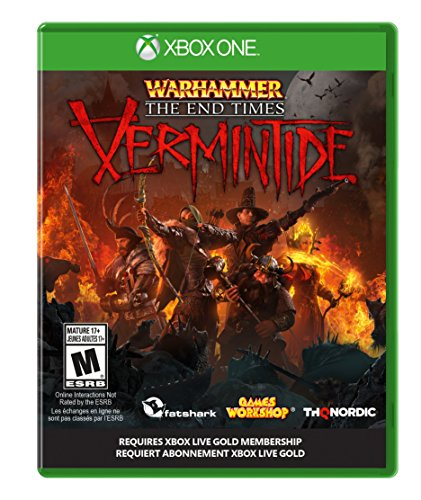 Warhammer: End Times - Vermintide (Xbox One) - Xbox One (Best Cooperative Games Xbox One)