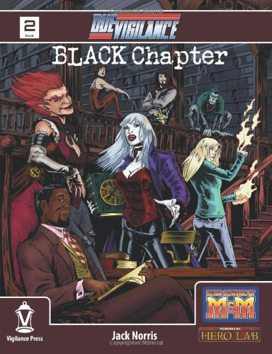 Read Online Black Chapter: Due Vigilance Issue 2 (Volume 2) pdf epub