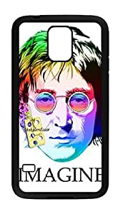 Custom John Lennon Cover Case for SamSung Galaxy S5