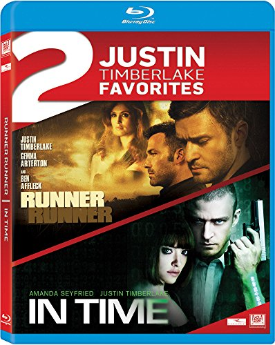 Runner Runner / In Time Double Feature Blu-ray