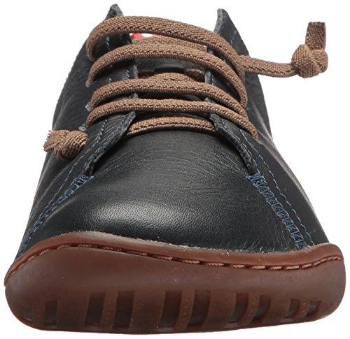Camper Peu Cami, Zapatillas Sin Cordones Para Niños Azul (Dark Blue 400)
