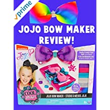 Review: JoJo Bow Maker Review