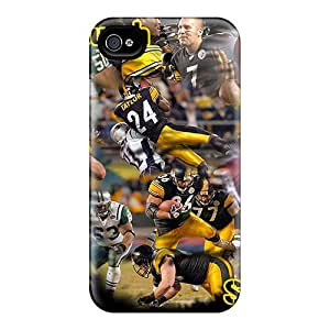 Iphone 6 CvS4374wUwD Unique Design Realistic Pittsburgh Steelers Series Perfect Hard Cell-phone Case -JasonPelletier