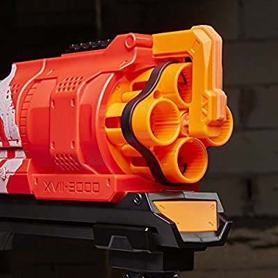 Nerf Rival Artemis XVII-3000 Red: Toys & Games