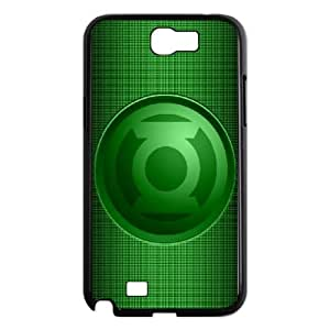 Green Lantern Samsung Galaxy N2 7100 Cell Phone Case Black Exquisite gift (SA_598876)