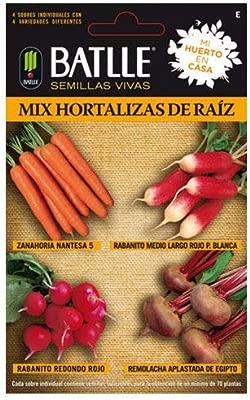 Portal Cool Semillas Batlle - Ideal para Huerto Urbano (5,367G ...