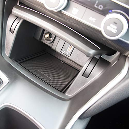 2020 Honda Fit: Custom Fit Cup, Door, Center Console Liner Accessories For