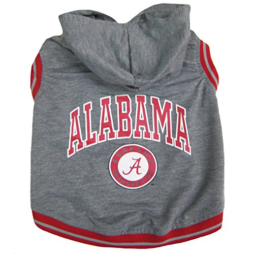 Pets First Alabama Hoodie, Small