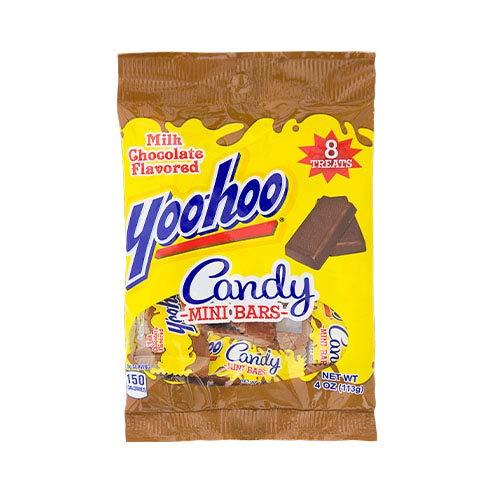 Yoo-hoo Milk Chocolate Flavored Mini Candy Bars - 4-oz. Bag ()