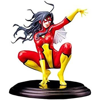 Kotobukiya Marvel Spider Woman Bishoujo Action Figure