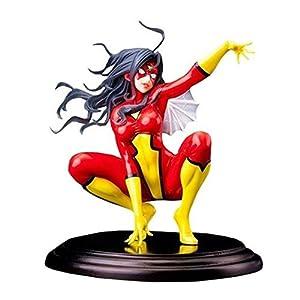 51HAilX fuL. SS300 Kotobukiya Marvel Spider Woman Bishoujo Action Figure