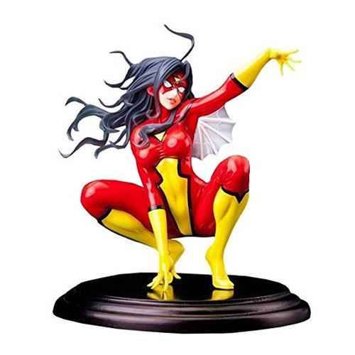 Kotobukiya Marvel Spider Woman Bishoujo Action Figure
