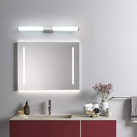 Natural White 12W 4000K Bathroom Lighting Cabinet Light Easy Installation Make-up Mirror Front Light LED Mirror Light Bathroom