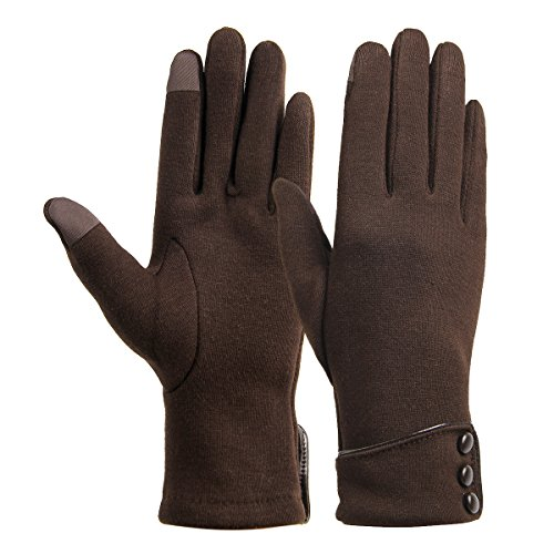 Brown Gloves - 2