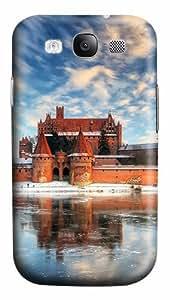 Castle In Poland Custom Polycarbonate Plastics Case for Samsung Galaxy S3 / S III/ I9300