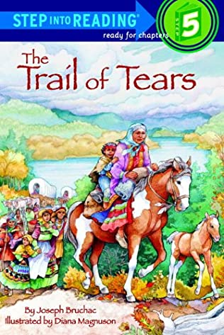 book cover of The Trail of Tears