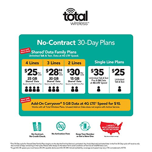Total WirelessZTEMajesty Pro4G LTE Prepaid Smartphone by Total Wireless (Image #3)
