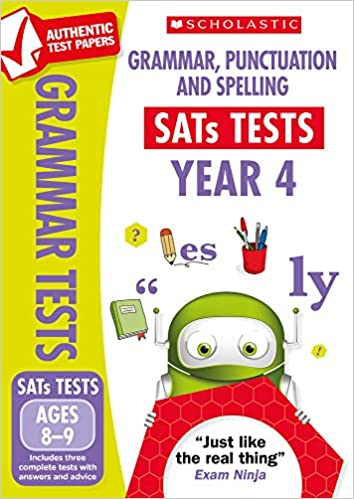 Buy Grammar, Punctuation and Spelling Test - Year 4 (National