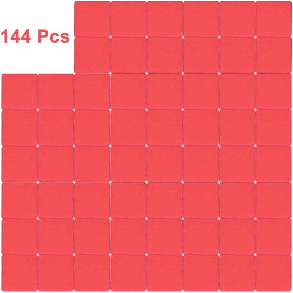Blockage Intonaco Pittura Diamante 60 pezzi 5D Pittura Diamante Colla Argilla DIY Diamante Ricamo Colla Ricamo Pittura a Punto Croce Set Strumento 2 x 2 cm