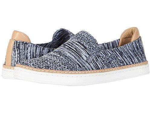 アロングホップロープ[UGG(アグ)] レディースウォーキングシューズ?スニーカー?靴 Sammy Black Heather 11 (28.5cm) B - Medium