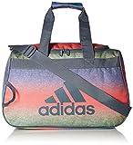 adidas Diablo Small Duffel Bag, One Size, Siesta Print/Onix