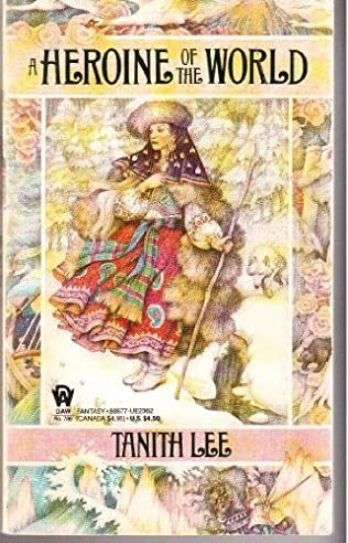 book cover of A Heroine of the World