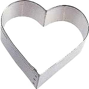 Wilton Metal Heart Cutter