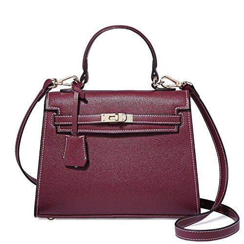 bandoulière Edition Édition rouge élégant à sac Kylie Red LEODIKA à sac à Wine main main de Femme Sac Elegant Vin sac And awZx1AqZE