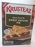 Krusteaz Supreme Dessert Mix Sweet Potato Pie 17 oz