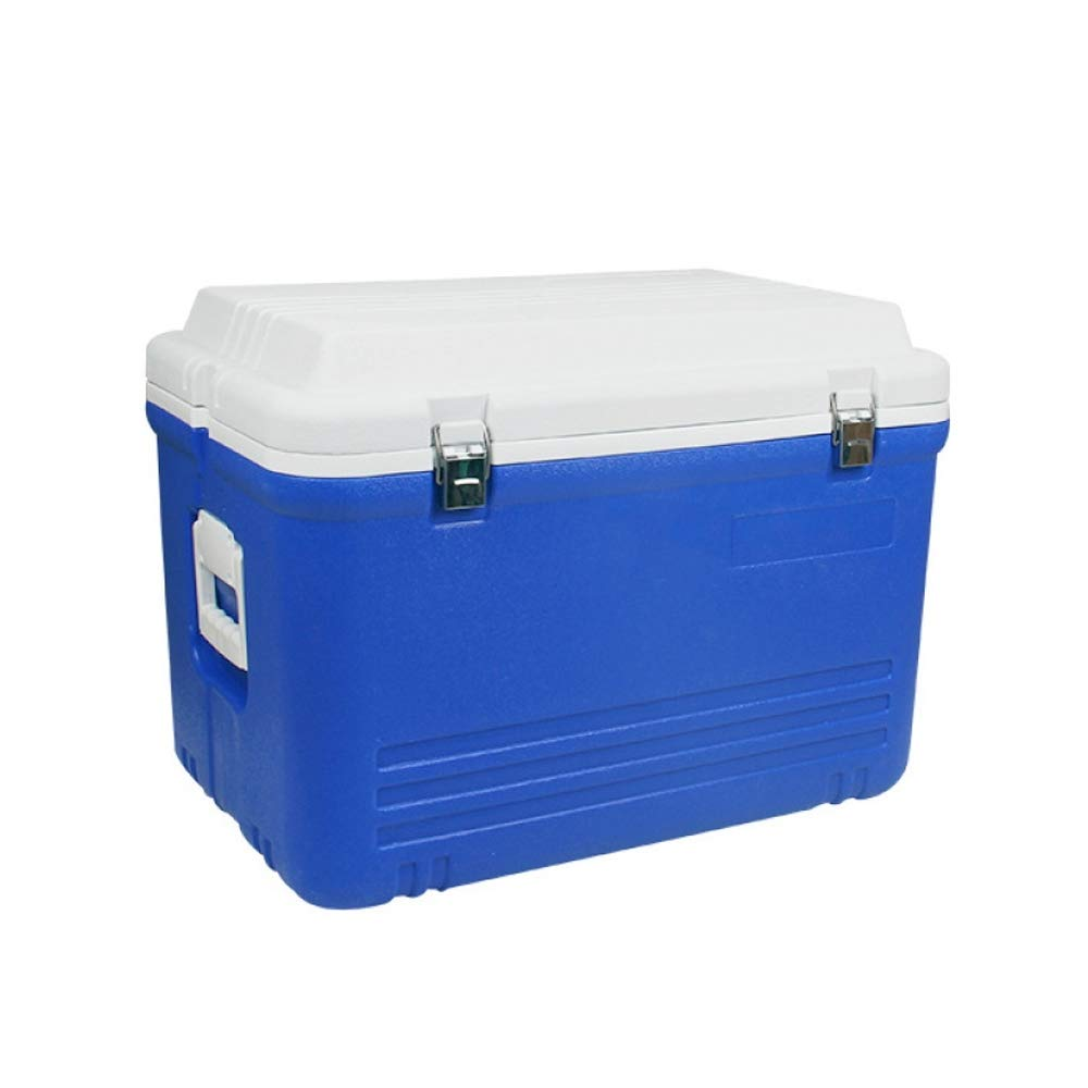 Ambiguity Kühlboxen,62L PU-Schaum Isolierung Box Kühlschrank Medikament Transportbox
