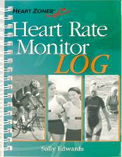 Read Online The Heart Rate Monitor Log to Heart Zone Training pdf